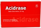 ACIDRASE 20 chewable tablets