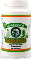 MINIVIT Concentrated Multivitamin 60 capsules