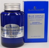 Blue gentle clean shampoo lavaggi frequenti 250 ml