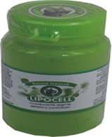 LIPOCELL  180 capsules 54 g - 300 mg
