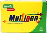 Multigen Multiminerale 30 capsule