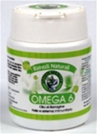 Omega 6 Borage Oil 50 capsules