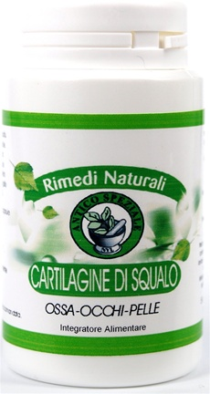 CARTILAGINE DI SQUALO 50 capsule.