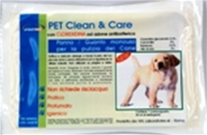 PET clean & care guanto monouso CANI